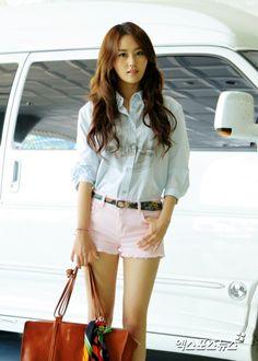4Minute member Heo Ga Yoon