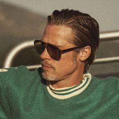 Brad Pitt New Haircut Styles - Best Brad Pitt Haircuts: How To Style Brad Pitt's Hairstyles, Haircut Styles, and Beard #menshairstyles #menshair #menshaircuts #menshaircutideas #menshairstyletrends #mensfashion #mensstyle #fade #undercut #bradpitt #celebrity #bradpitthair Beard Styles For Men, Hair And Beard Styles, New Haircuts, Hairstyles Haircuts, Cut My Hair, Hair Cuts, Brad Pitt News, Brad Pitt Haircut, Beard Pictures