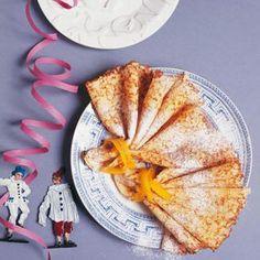 Crêpes au citron comme en Italie - une recette Italien - Cuisine   Le Figaro Madame
