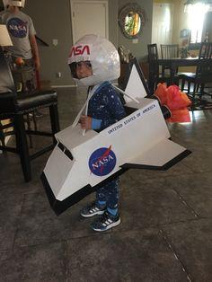 space shuttle diy - photo #10