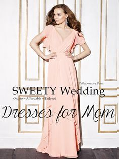 Green-Eyed Girl Productions: Dresses for Moms {SWEETY Wedding}