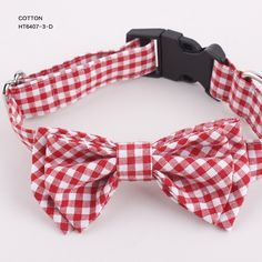 Hot Sale Midnight Nevy Gingham Shade Cotton Dog Pet Bow Ties Products HT6407-3-D