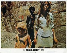 Walkabout (Jenny Agutter, David