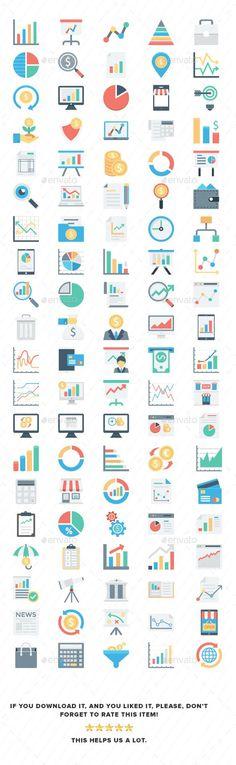 Market and Economics Color Vector Icons - Business Icons Icon Design, Logo Design, Graphic Design, Design Art, Travel Icon, Best Icons, Business Icon, Religious Icons, Color Vector
