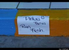 Pain fresh Funny Phrases, Teaching Spanish, Jokes, Humor, English, Fresh, Get Well Soon, Street, Illustrations
