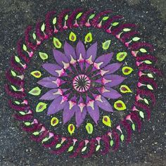 New Flower Mandalas by Kathy Klein | http://www.designrulz.com/design/2015/07/new-flower-mandalas-by-kathy-klein/