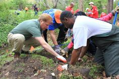 Since 2005, The Conservation Fund has been working with the City of Atlanta to expand the city's park system: http://www.earthshare.org/2014/04/tcfpark.html