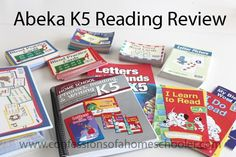 I decided to do the ABeka K5 reading program with her this year for review, and to enhance her reading. Here are the products that I use, and what I think…Read More