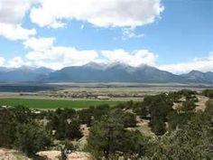 The collegiate Mt. The highest mt. range .Colorado
