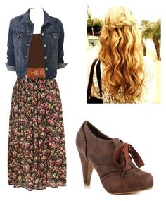 """""""Untitled #130"""" by robindavis-1 ❤ liked on Polyvore featuring BKE and Not Rated"""