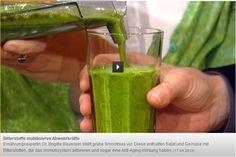 Grüne Smoothies - lecker und gesund! - ZDF.de
