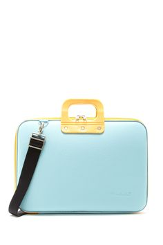 Bombata Bi-Color Laptop Case >> This is great, love the color combination.