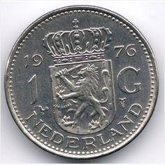 Netherlands 1 Gulden 1976 Veiling in de Nederland,Europa (niet of voor €),Munten,Munten & Banknota's Categorie op eBid België