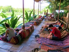Things to do in Luang Prabang: Chill out at Utopia