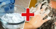 Dodała do szamponu odrobinę sody oczyszczonej. Zobacz dlaczego, a zrobisz to samo!