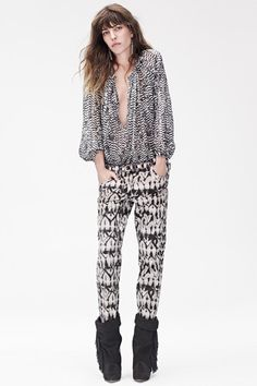 When Parisian Effortless-Chic Meets H&M: Isabel Marant Limited Edition | Estilo Tendances