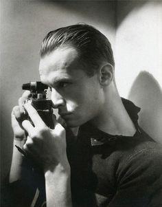 Henri Cartier-Bresson by George Hoyningen-Huene