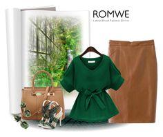 """Romwe II/7"" by minka-989 ❤ liked on Polyvore featuring romwe"