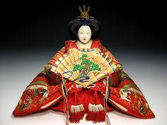 Hina Dolls, Art Dolls, Oriental Design, Japan Art, Girl Day, Japanese Culture, Beautiful Dolls, Folk Art, Wonder Woman