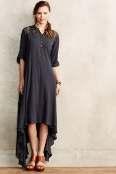 Tindaya Maxi Dress #Anthropologie