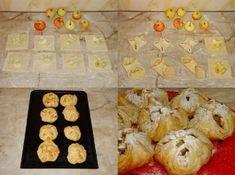 Szóhoz sem jutottam mikor megláttam ezeket a süteményeket! 25 tipp, hogyan varázsold különlegessé a sütiket! - Ketkes.com Turkish Recipes, Food Art, Waffles, Sweets, Bread, Baking, Breakfast, Recipes, Ideas