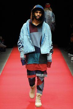 COTE MER FW 2016, Mercedes-Benz Fashion Week Tokyo via @fuckingyoung