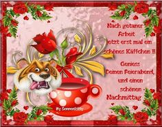 681 Best Nachmittag Images In 2018 Good Afternoon Good Morning