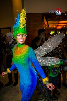 Toothfairy cosplay dragoncon 2013 Pledging Geek | First 40 Cosplays DragonCon 2013