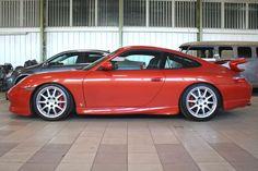2000 PORSCHE 911 996.1 GT3 (996.1/MK1) - Left Side View