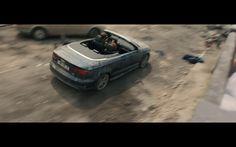 Audi A3 Cabriolet – Avengers: Age of Ultron (2015) Movie Scene
