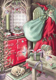 Santa & Range Charity Pack - The Paper D'Art Shop