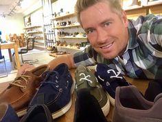 schuhplus - Schuhe in Übergrößen - auf SchuhXL-Shoppingtour im SOC ModeCentrum Hamburg