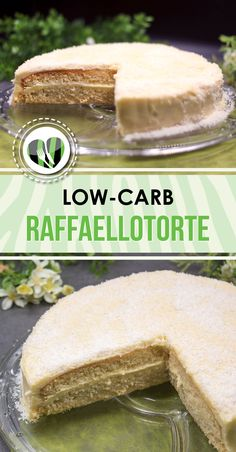 Diesmal habe ich eine Raffaellotorte nachgebacken. Das Originalrezept stammt von Keto Simply. Das Rezept ist low-carb, glutenfrei, Paleo und Keto.