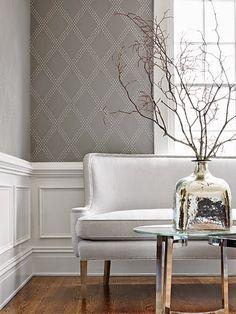 Home-Styling: Trend Alert - New Wallpaper Collection from Thibaut * Nova Colecção de Papéis de Parede Thibaut