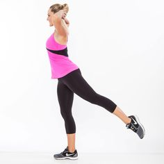 The No-Squat, No-Lunge Butt Workout