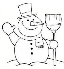 Patchwork Navideno Muneco De Nieve Ile Ilgili Gorsel Sonucu Snowman Coloring Pages Coloring Pages Printable Snowman