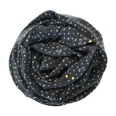 Ghost Moons Silk Scarf | The Bell Jar