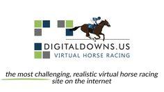 Join Digital Downs Today - Virtual Horse Racing Game Virtual Horse Racing, Join, Community, Horses, Watch, Games, Digital, Easy