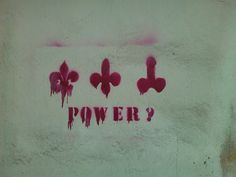 Street Art w KRK KResKi - Uliczka Węgierska przy Limanowskiego, tuż za...