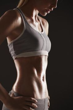 How to Get Rid of the Layer of Fat Over Abs