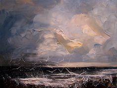 Justyna Kopania ~ Polish Knife painter
