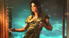 MICHAEL JACKSON & PETER PAN- DREAMS OF NEVERLAND