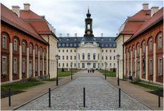 Schönes Sachsen - Schloss Hubertusburg in Wermsdorf von Norweh