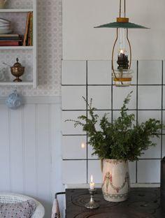 Scandinavian vintage interior