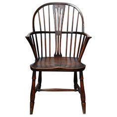 Windsor Chair, England, c.1830