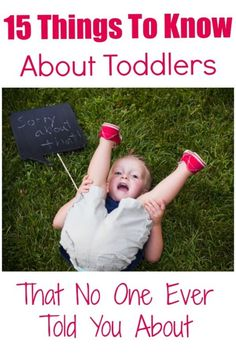 Are you a parent of a toddler? As you navigate this tricky age, there's probably a lot no one ever warned you about! For one, don't bother getting the kiddo dressed. They don't want what you choose and they'll take it right off. Also, your toddler is going to need to pee in the most inconvenient times and places, like as soon as you get in the car, or in the middle of grocery shopping. Read on as eBay highlights 15 things no one ever told you about raising a toddler. Brace yourself!
