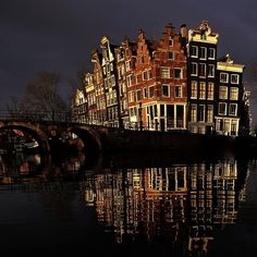 Amsterdam nights by nwmike on 500px