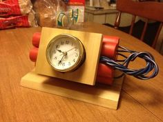 Coolest clock ever