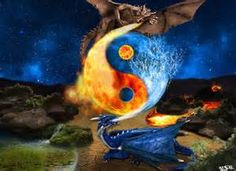 Yin Yang Fire and Ice - Bing images