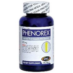Phenorex - This powerful and never-before-seen thermogenic will yield results like never before.